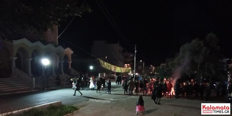 Αποκριάτικο γλέντι γύρο από τη φωτιά στα Γιαννητσάνικα 8