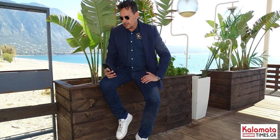 Ο Κώστας Καραμπάγιας ξεκινά νέο ταξίδι στο χώρο της ανδρικής μόδας 4