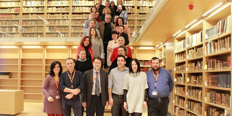 Μνημόνιο συνεργασίας Δ. Κ. Βιβλιοθήκης Καλαμάτας και Εθνικής Βιβλιοθήκης της Ελλάδας 21