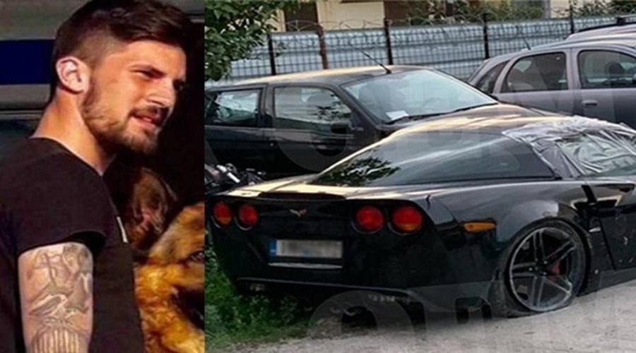 Τροχαίο στη Γλυφάδα: Προσήλθε στην τροχαία η συνοδηγός της μαύρης Corvette 25