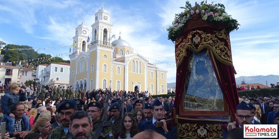 Την πολιούχο της Παναγία Υπαπαντή γιορτάζει η Καλαμάτα (φωτογραφίες) 8
