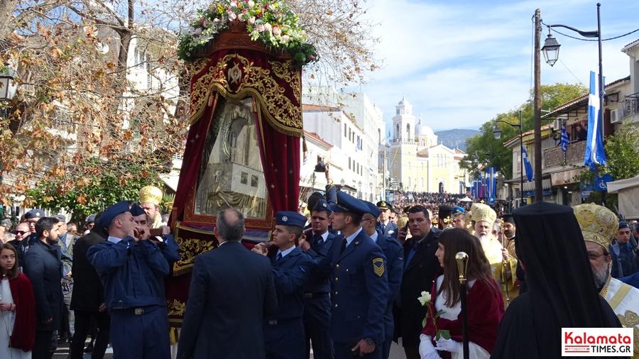 Την πολιούχο της Παναγία Υπαπαντή γιορτάζει η Καλαμάτα (φωτογραφίες) 17