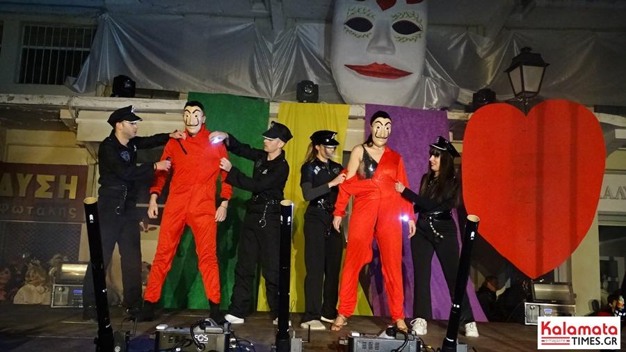 «La Casa de Papel» στο 8ο Καλαματιανό Καρναβάλι 2020 (photos+video) 8