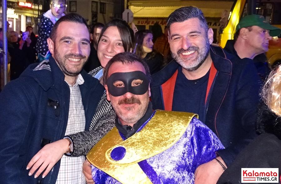 «La Casa de Papel» στο 8ο Καλαματιανό Καρναβάλι 2020 (photos+video) 15