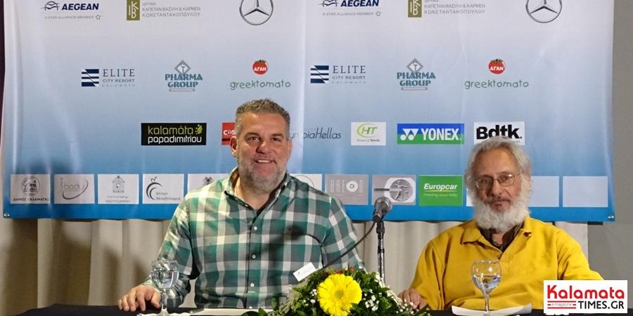 Λαζαρίδης: Αγωνίστηκε σε 18 τουρνουά σε 11 χώρες και θα μεταφέρει την Ολυμπιακή φλόγα! 2