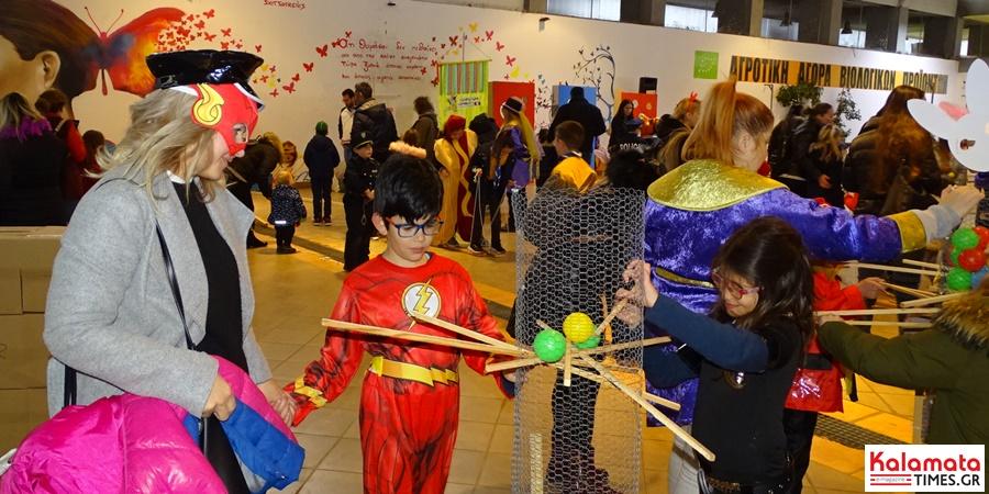 Παιδικό καρναβάλι με δημιουργικό παιχνίδι και ευτυχισμένες φατσούλες (photos) 18