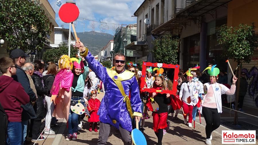 Παιδική παρέλαση 8ου Καλαματιανού καρναβαλιού (photos) 13