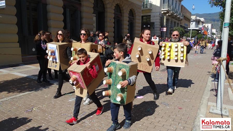 Παιδική παρέλαση 8ου Καλαματιανού καρναβαλιού (photos) 21
