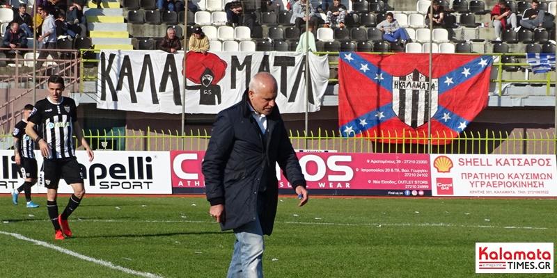Ο Νίκος Αναστόπουλος υπέγραψε για αλλα δυο χρόνια με την Καλαμάτα 8