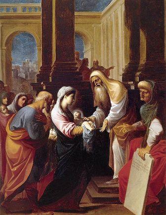 Εορτή της Υπαπαντής «Η σχέση και ο τρόπος της» 1