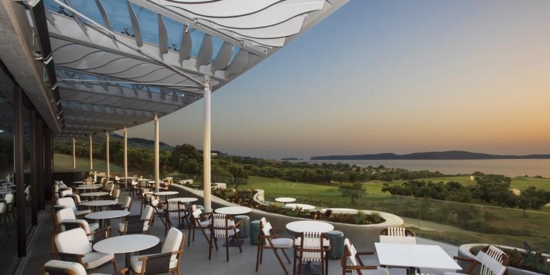 «Ted's Lounge» στο Costa Navarino, ως φόρο τιμής στον αείμνηστο Θεόδωρο Βασιλάκη 2
