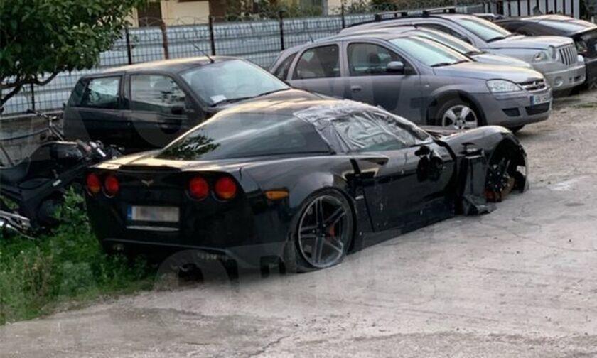 Ελεύθερος ο οδηγός της «Corvette» μετά την κατάθεσή του – Τι είπε στις Αρχές 4
