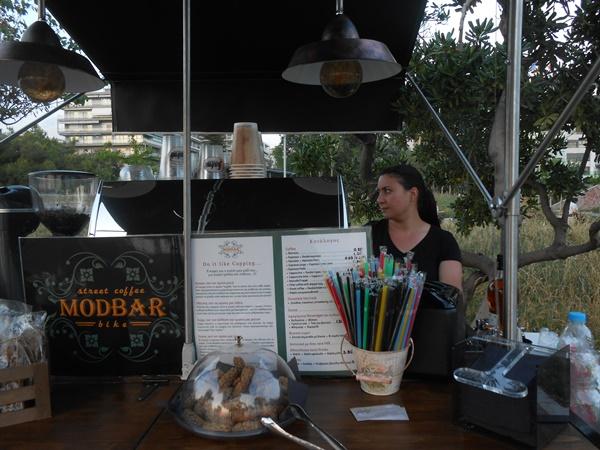 Το πρώτο μικρό καφέ μπαρ δρόμου της πόλης 5