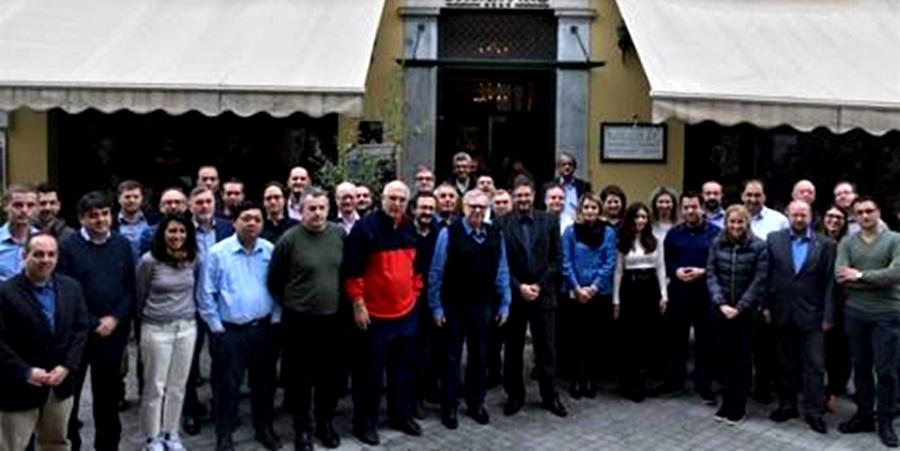 SMARΤ4ALL εναρκτήρια συνάντηση εργασιών στην Ελλάδα 1