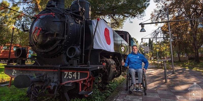 Ο Γιώργος Λαζαρίδης επελέγη λαμπαδηδρόμος για τους Ολυμπιακούς ΧΧΧΙΙ 26