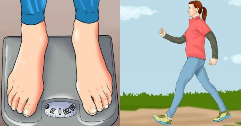 Πόσο πρέπει να περπατάτε καθημερινά για να χάσετε 5 κιλά έως το Πάσχα 10
