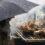 Με βροχή η Τσικνοπέμπτη στην Καλαμάτα