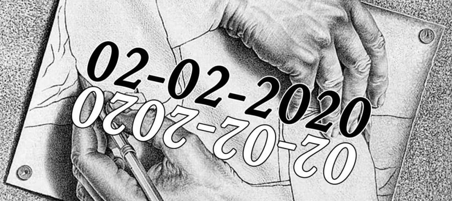 2 Φεβρουαρίου 2020: Η μέρα που έχει κάτι το μοναδικό για όλον τον αιώνα! 25