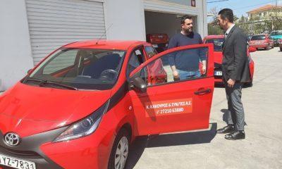 Και ο Δήμος Μεσσήνης παρέλαβε όχημα για τις ανάγκες του προγράμματος «Βοήθεια στο σπίτι» 9