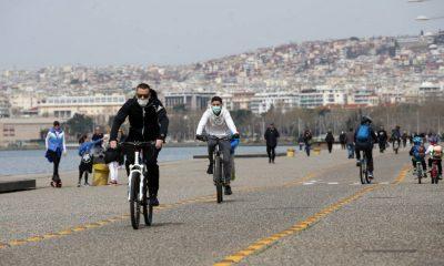 Θεσσαλονίκη: Αντιδράσεις μετά το λουκέτο στην παραλία 29