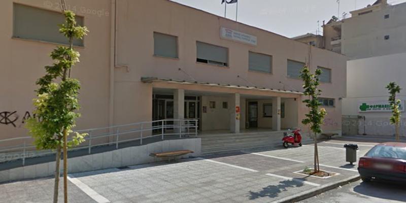 Από την Πλάτωνος η είσοδος στο Κέντρο Υγείας Καλαμάτας λόγω Κορωναϊού 3