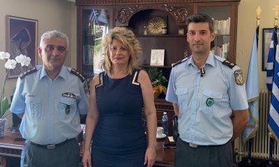 Η Δήμαρχος Οιχαλίας κ.Γεωργακοπούλου, ζητά εντατικοποίηση των περιπολιών 7