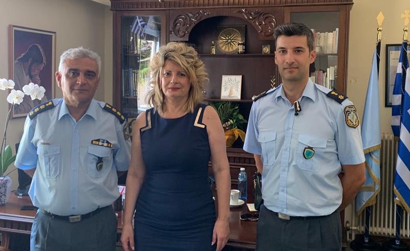 Η Δήμαρχος Οιχαλίας κ.Γεωργακοπούλου, ζητά εντατικοποίηση των περιπολιών 1