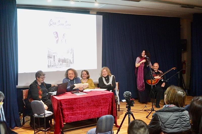 """Βιβλιοπαρουσίαση """"Que Sera Sera - το γραμμένο"""" της Ελένης Κωνσταντοπούλου- Αλεβίζου 18"""