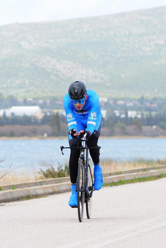 Σταμάτης και Πετρακόπουλος του Ευκλή στον ποδηλατικό αγώνα Zeus - Time Trial 2020 23