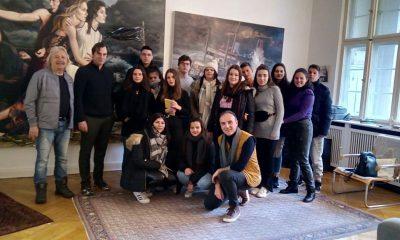 Επίσκεψη του Γενικού Λυκείου Αρφαρών στο Βερολίνο 13