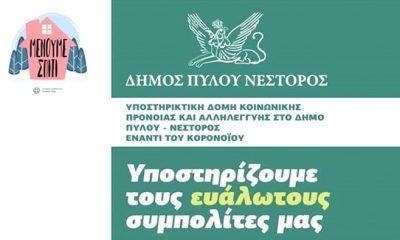 Προσωρινή υποστηρικτική δομή κοινωνικής πρόνοιας και αλληλεγγύης στον Δήμο Πύλου – Νέστορος 5
