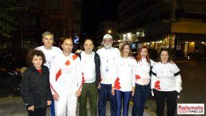 Η Ολυμπιακή Φλόγα στην Καλαμάτα, δείτε φωτογραφίες 6