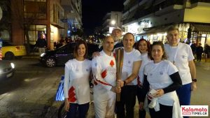 Η Ολυμπιακή Φλόγα στην Καλαμάτα, δείτε φωτογραφίες 15