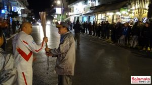 Η Ολυμπιακή Φλόγα στην Καλαμάτα, δείτε φωτογραφίες 23