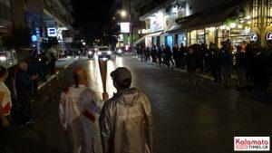 Η Ολυμπιακή Φλόγα στην Καλαμάτα, δείτε φωτογραφίες 24