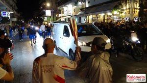 Η Ολυμπιακή Φλόγα στην Καλαμάτα, δείτε φωτογραφίες 25