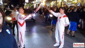 Η Ολυμπιακή Φλόγα στην Καλαμάτα, δείτε φωτογραφίες 26