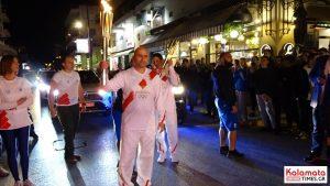 Η Ολυμπιακή Φλόγα στην Καλαμάτα, δείτε φωτογραφίες 27
