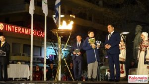 Η Ολυμπιακή Φλόγα στην Καλαμάτα, δείτε φωτογραφίες 48