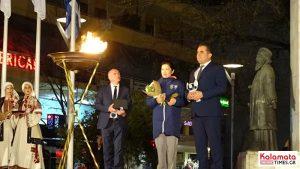 Η Ολυμπιακή Φλόγα στην Καλαμάτα, δείτε φωτογραφίες 50