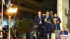 Η Ολυμπιακή Φλόγα στην Καλαμάτα, δείτε φωτογραφίες 53