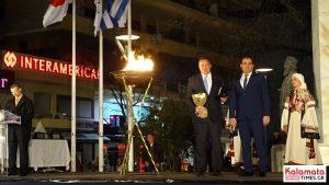 Η Ολυμπιακή Φλόγα στην Καλαμάτα, δείτε φωτογραφίες 56