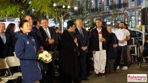 Η Ολυμπιακή Φλόγα στην Καλαμάτα, δείτε φωτογραφίες 63