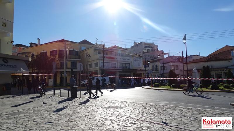 Αναχώρησε η Ολυμπιακή φλόγα από την Καλαμάτα για Σπάρτη 6
