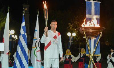 H υποδοχή της Ολυμπιακής Φλόγας στη Μεσσήνη 12