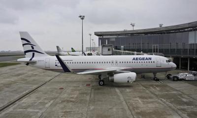 Η AEGEAN προχωρά σε προσωρινή αναστολή των πτήσεων εξωτερικού έως 30/4 6
