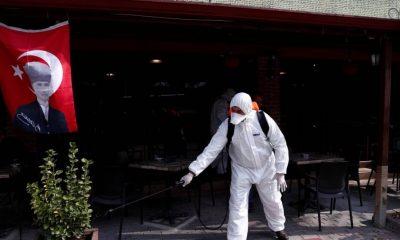 Κορωνοϊός στην Τουρκία: Στους 108 οι νεκροί, 7.402 τα επιβεβαιωμένα κρούσματα 10