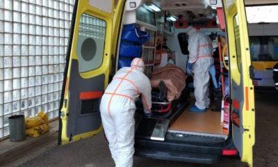 Κορωνοϊός: Έφτασαν τους 13 οι νεκροί στη χώρα μας 12