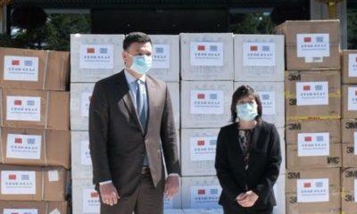 Κορονοϊός: 50.000 μάσκες προσφέρει η Κίνα στην Ελλάδα 26