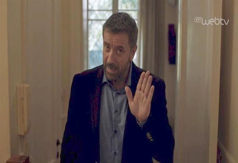 Σπύρος Παπαδόπουλος: Απαντάει για την αμοιβή του, στο τηλεοπτικό σποτ 14